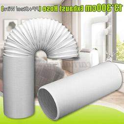 13cm*3M Universal Exhaust Hose Tube Vent For Portable Air Co