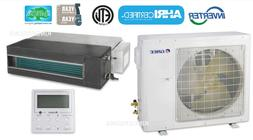 GREE 18,000 BTU SEER 16 Concealed Duct Air Conditioner Cool