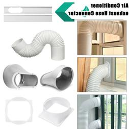 2PCS Adjustable Window Slide Kit Plate For Portable Air Cond