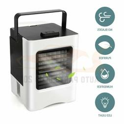 3 in 1 Portable Air Conditioner Cooling Fan with 3 Speeds fo
