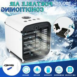 430ml Portable Mini Air Conditioner Water Cooling Fan Cooler