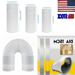 5.9''/15cm Air Conditioner Window Adaptor Exhaust Hoses For