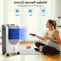 5 in 1 Evaporative Portable Air Conditioner Cooler Fan & Hea