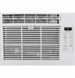 GE 6,000 BTU Window Air Conditioner AC With Remote | Easy in