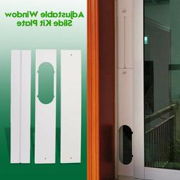 Adjustable Window Slide Kit Plate For Portable Air Condition