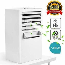 Air Conditioner Fan,Citus Desktop Small Personal Cooling For