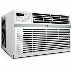 LG Energy Star Rated 8,200 BTU Window Air Conditioner with R