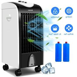 evaporative indoor portable air conditioner cooler fan