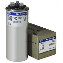 GE Dual Run Capacitor 40/5 uf MFD 440V Round Air Conditioner