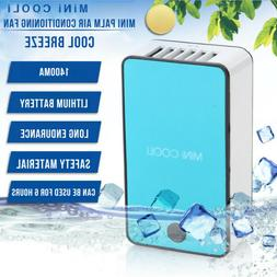 high quality portable air conditioner fan rechargeeable