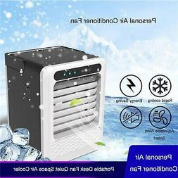 Home Office 3 in 1 Portable Air Conditioner Cool Humidifier