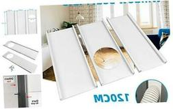 Jeacent Window Seal Plates Kit for Portable Air Conditioners