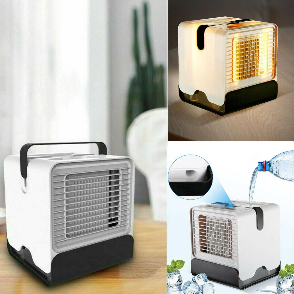 Portable Air Water Cool Fan Artic