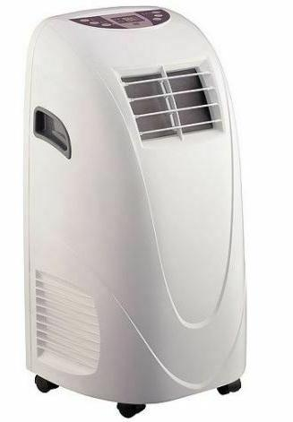 Global Air Portable Fan With Remote