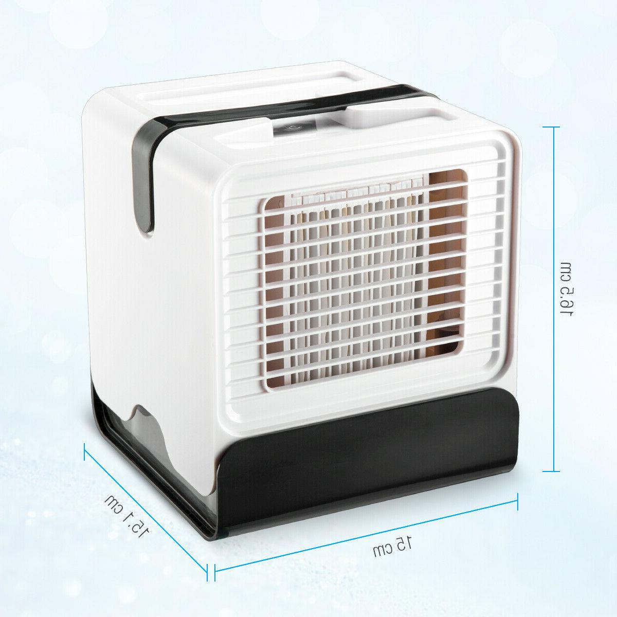 Personal Conditioner unit Fan Humidifier Purifier