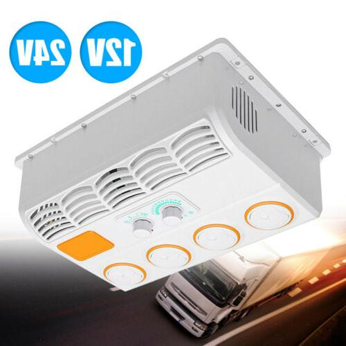 12V Portable Car Air Cooling Fan Air  Evaporator Conditioner