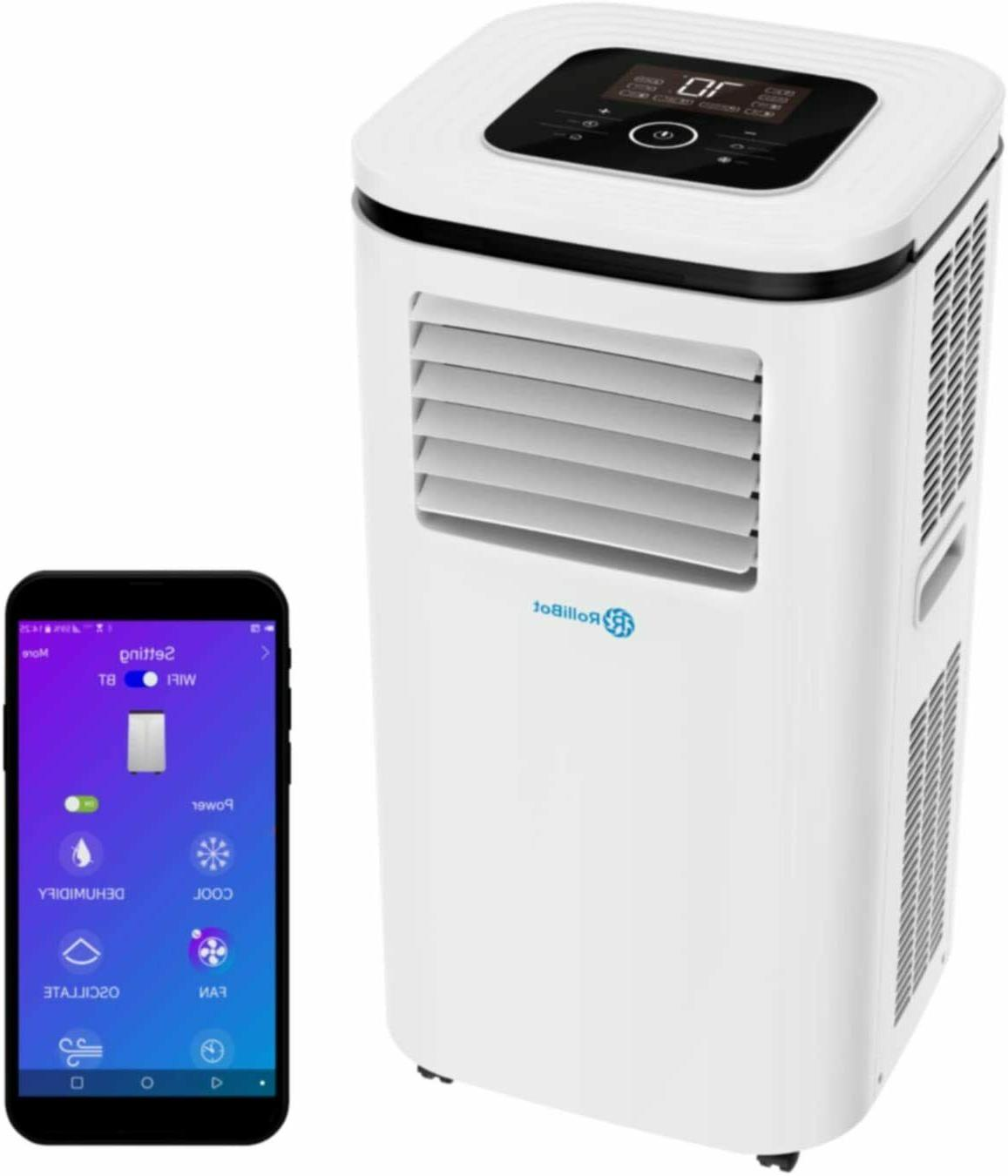 14000 btu portable air conditioner dehumidifier w