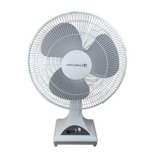 """16"""" Oscillating Pedestal Air Conditioner House Fan by Comf"""