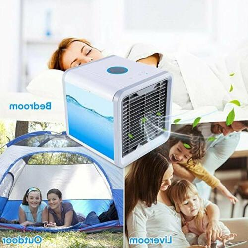 USB Air Cooler Portable Space Cooling Artic Fan