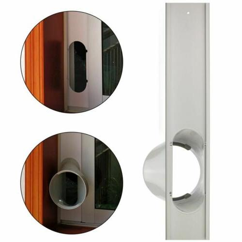 2-3Pack Window Kit Plate Portable Window For