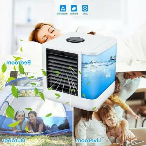 mini air conditioner water cool cooling fan