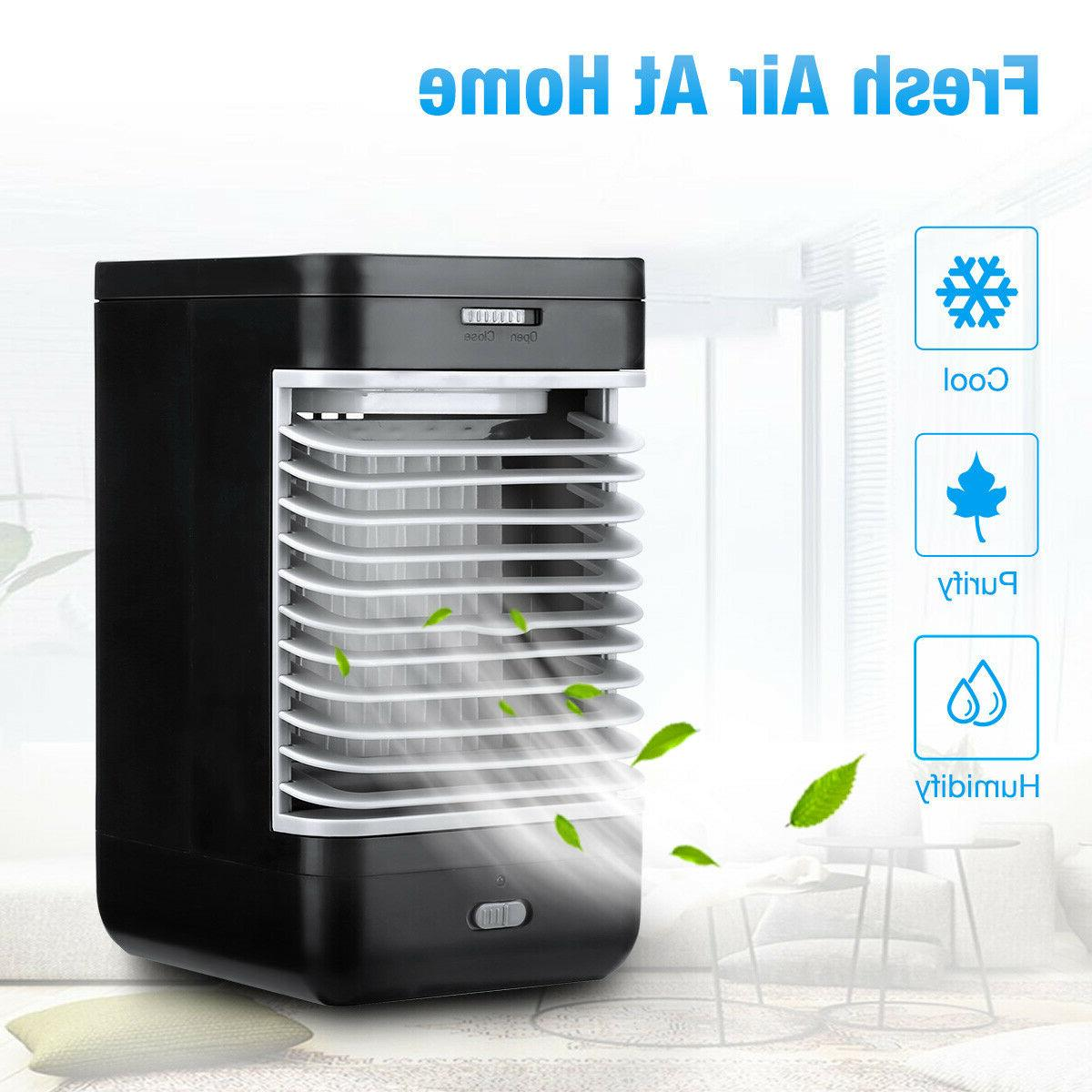 Portable Fans Humidifier Cooling Cool