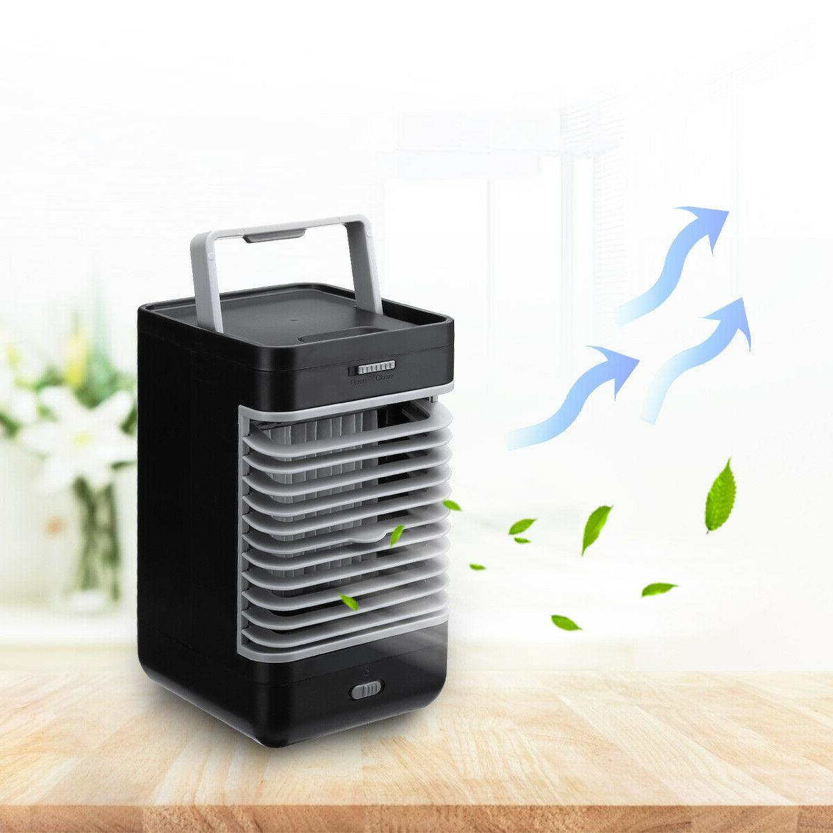 Fans Humidifier Air Cooling Cool