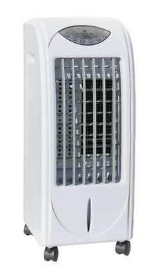 Sunpentown Evaporative Air Cooler with Remote, White