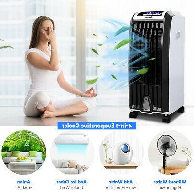 Portable 3 Wind Cooler Humidify FREE SHIPPING