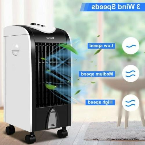 Costway Evaporative Portable Conditioner Cooler with Filter Free