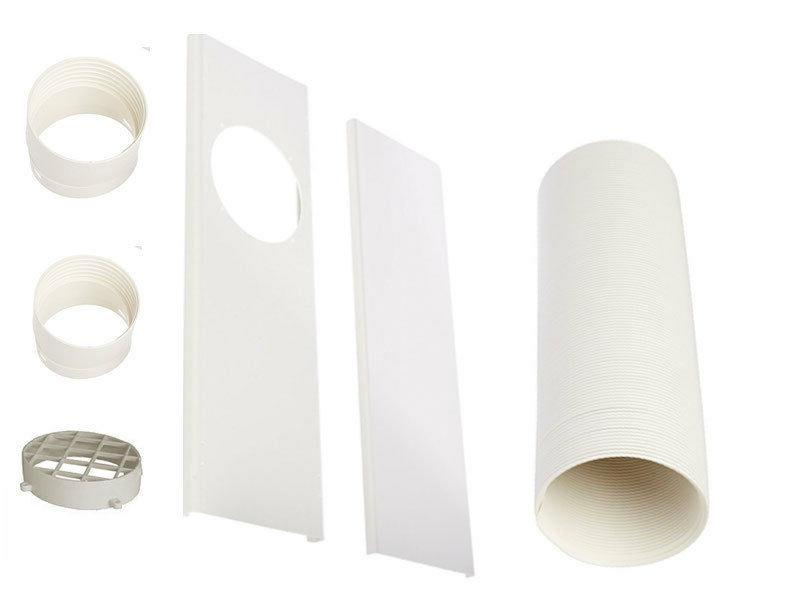 exhaust hose tube for portable air conditioners