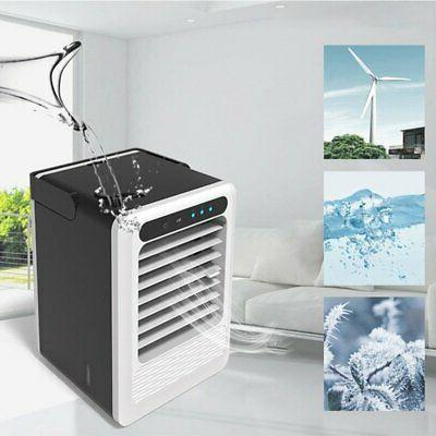 Portable 3 in 1 Air Conditioner Cooler Humidifier Purifier C
