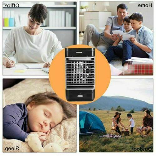 Mini Portable Air Conditioner Cooling Cooler Fan