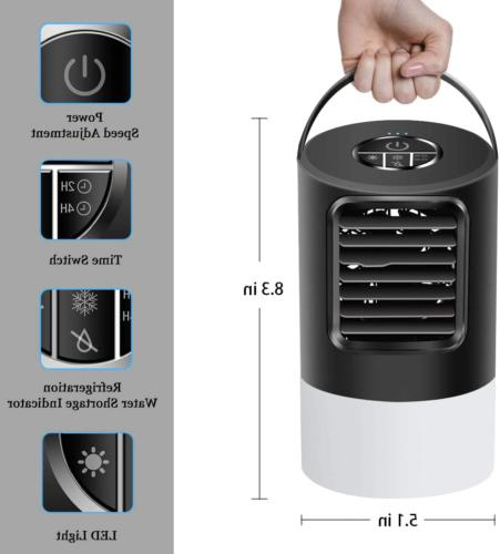 Portable Conditioner Air Cooler Space Fan New