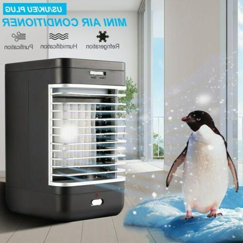 mini portable air conditioner cooling clean artic