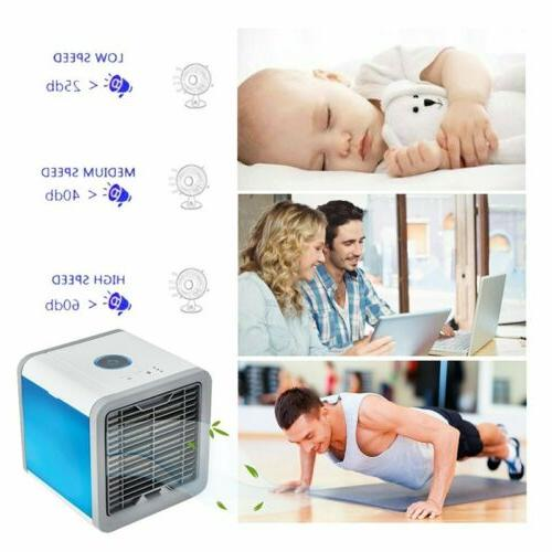 USB Air Conditioner Cooler Portable Cooling Artic