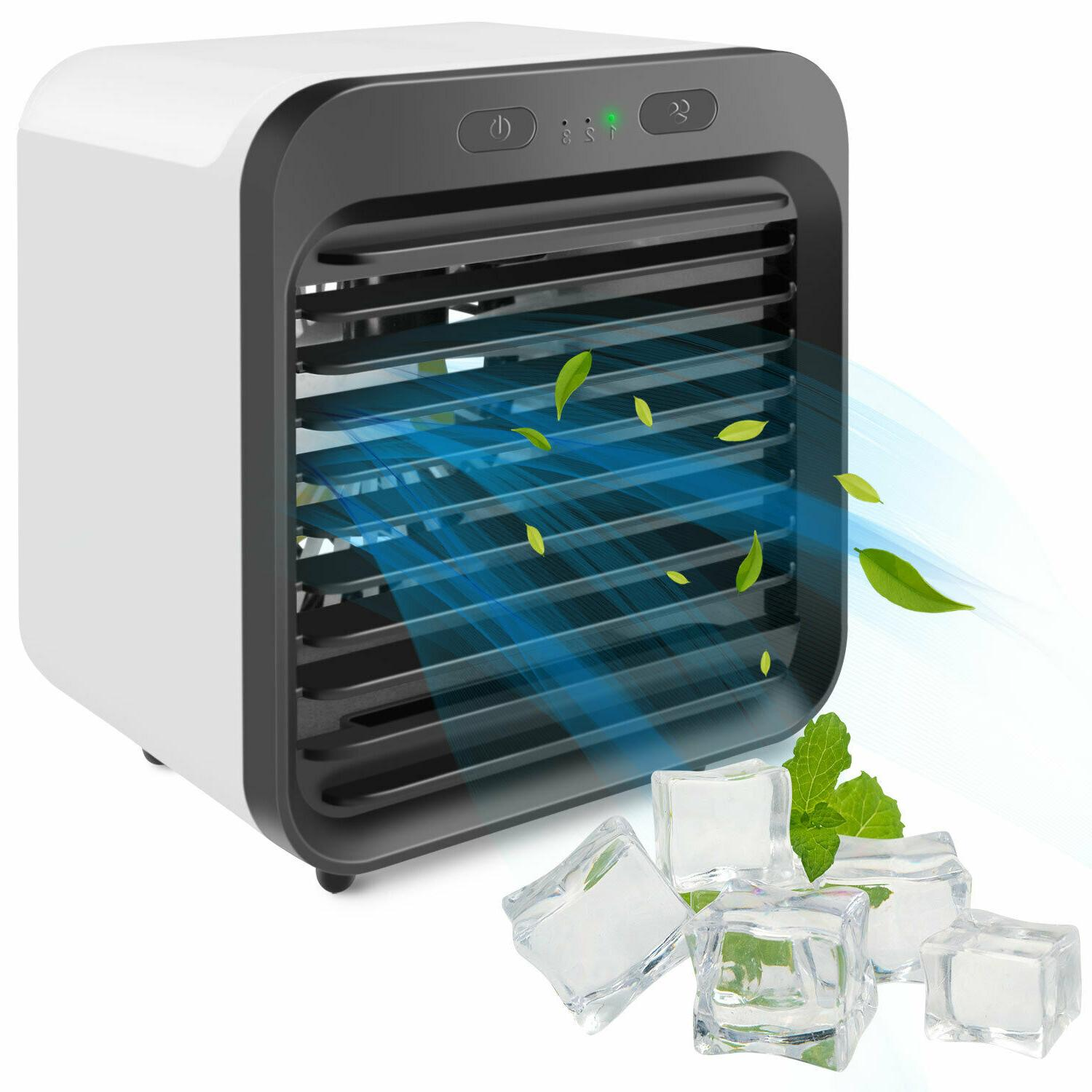 Portable Cooler Cooling USB Humidifier