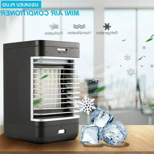 Portable Mini Cooling Cooler 2speed Humidifier