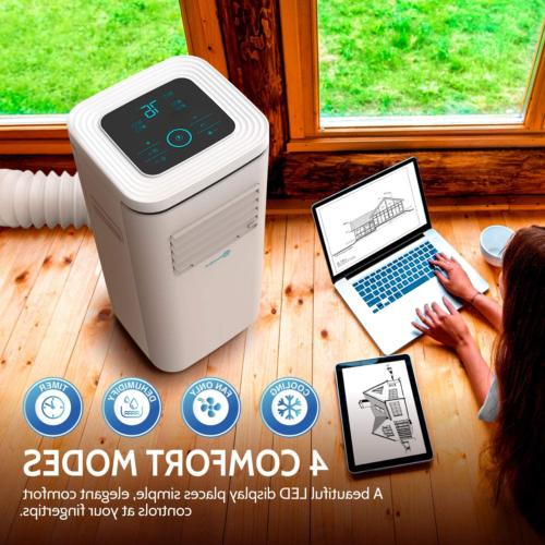 Rollibot ROLLICOOL Portable Air Conditioner Voice Control