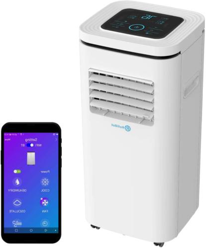 rollibot rollicool portable air conditioner w app