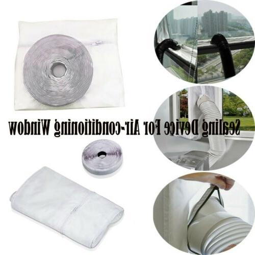 Airlock Window Sealing Cloth Baffle For Mobile Air Condition