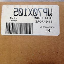 NEW GE ZONELINE AIR CONDITIONER HEATING ELEMENT ASM. WP70X10