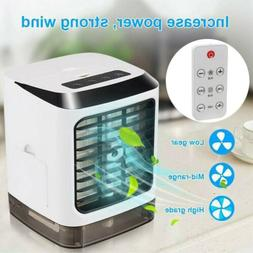 Portable Air Conditioner Cooler Quiet Mini Cooling Fan Humid