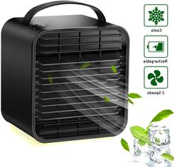 Portable Air Conditioner Fan, Small Evaporative Air Cooler H