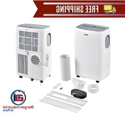 Portable Air Conditioner Rolling 10000 BTU Remote Controlled