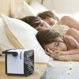 Portable Air Conditioner USB Air Cooler Mini Cooling Fan Per