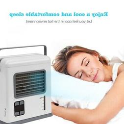 Portable Battery Quiet Conditioner Humidifier Fan Air Cooler