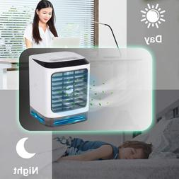 Portable fan 4-in-1 air conditioner air cooler multi-functio