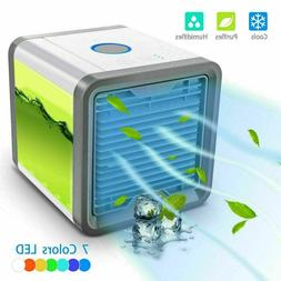 Portable Mini Air Conditioner - Cooling For Bedroom Cooler F