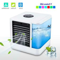Portable Mini Air Conditioner Fan Personal Space Air Cooler